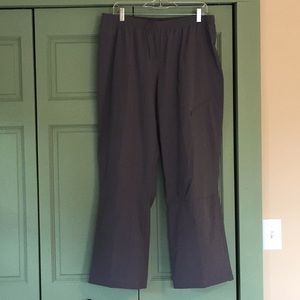 Champion athletic pants. Gray. Size L.
